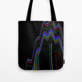 [Tri] To Hold On Tote Bag