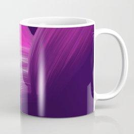 Pink and Purple Abstract Coffee Mug