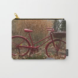 Monument to the Bicycle Carry-All Pouch