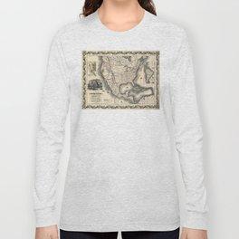 United States - 1849 Long Sleeve T-shirt