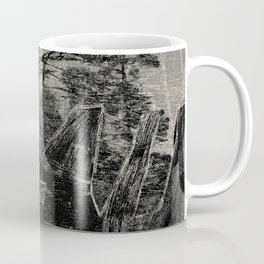 City in the forest Coffee Mug