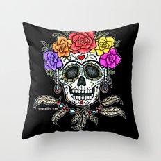 La Frida Throw Pillow