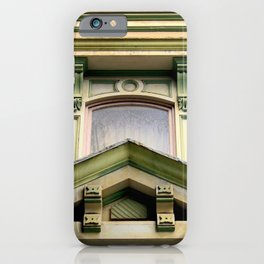 Laid Back iPhone Case
