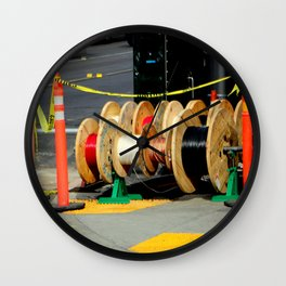 Wired - It Takes All Kinds Wall Clock