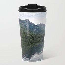 Summit Lake Scenic I -Natue Scenery Travel Mug