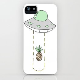 Simply kidnapped iPhone Case