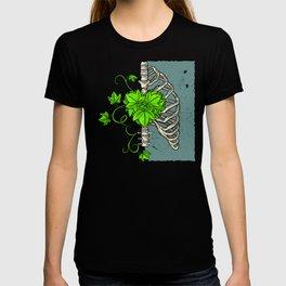 Flourishing Skeleton T-shirt