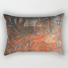 Xipe Totec Rectangular Pillow