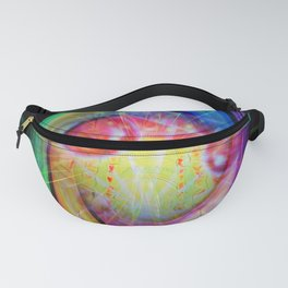 Abstract perfection - Magical Light and Energy Fanny Pack
