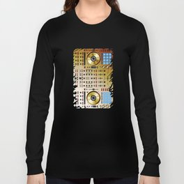 DDJ SX N In Limited Edition Gold Colorway Long Sleeve T-shirt