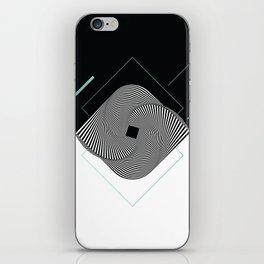Op-Art iPhone Skin