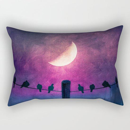 Symphony (colour option) Rectangular Pillow