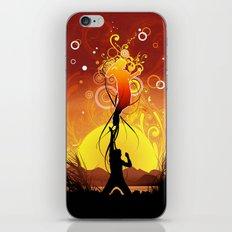 Set Free iPhone & iPod Skin