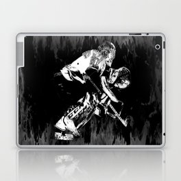 Ice Hockey Goalie Laptop & iPad Skin