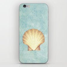 concha de mar iPhone & iPod Skin