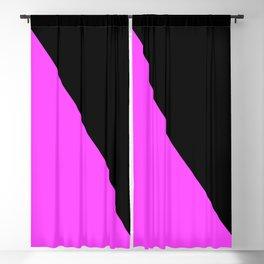 Anarcha Feminist Flag Anfem Blackout Curtain