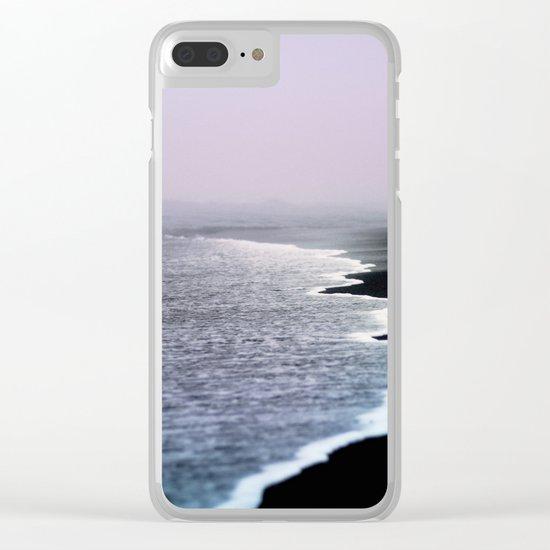 Dusk Coast Clear iPhone Case