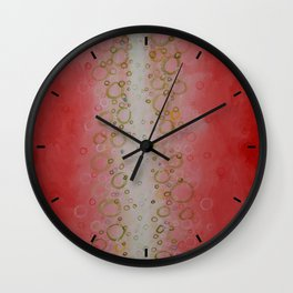 Efervescente Wall Clock