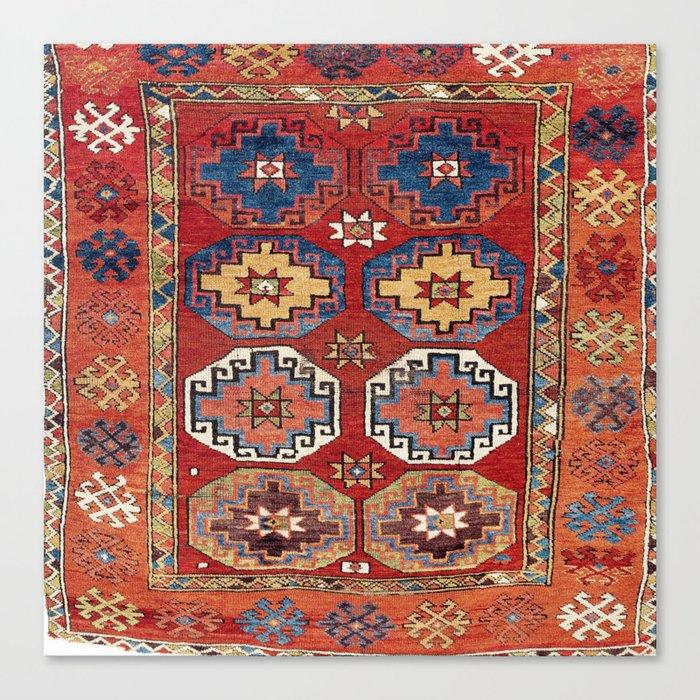 Konya Yatak Central Anatolian Bed Cover Print Leinwanddruck