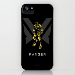 Ranger iPhone Case