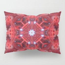 Star Resonance Mandala Pillow Sham