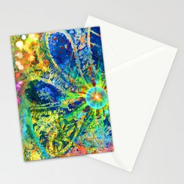 FLORALECTRIC Stationery Cards