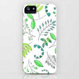 Laurels iPhone Case
