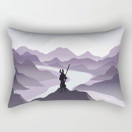 atla - vision of the true mind Rectangular Pillow