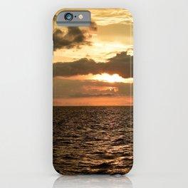 Sunset at Tamarindo iPhone Case