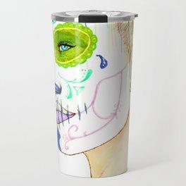 Reina de los Zombies Travel Mug