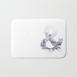 Ampersand Bath Mat
