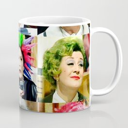 The Faces of Slocombe Coffee Mug