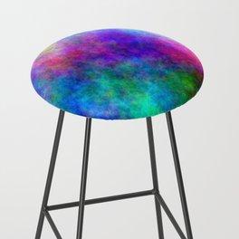 Colorful Magick Bar Stool
