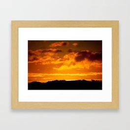 YK4 Framed Art Print