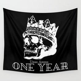 One Year - Unus Annus Wall Tapestry