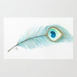Fly Like a Feather Rug