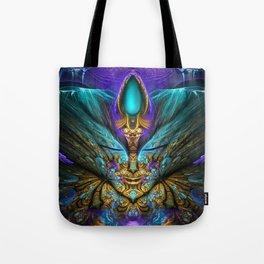 Transcendental - Fractal Manipulation Tote Bag