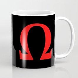 Ω omega Coffee Mug