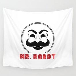 MR Robot Fsociety Wall Tapestry