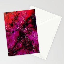 Rock Bottom Space Stationery Cards
