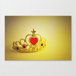 Like Royalty Canvas Print