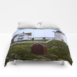 Nubble Light Comforters