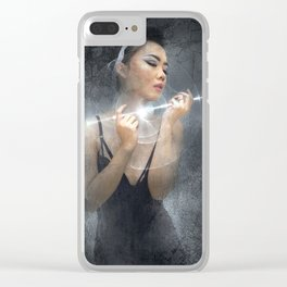 My fantasy Clear iPhone Case