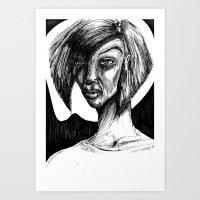 Asthenia Art Print