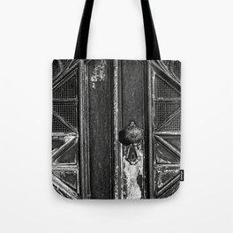 The Key Hole Tote Bag