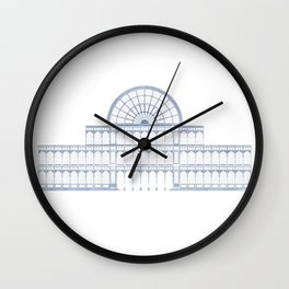 The Crystal Palace Wall Clock