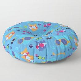 Cat Dude Floor Pillow