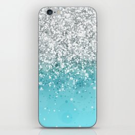 Glitteresques XXXIII iPhone Skin
