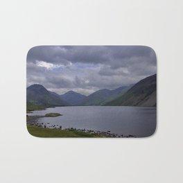 Wastwater English Lake District Bath Mat