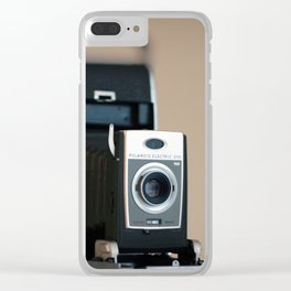 Polaroid Electric Eye 900 Camera Color Clear iPhone Case